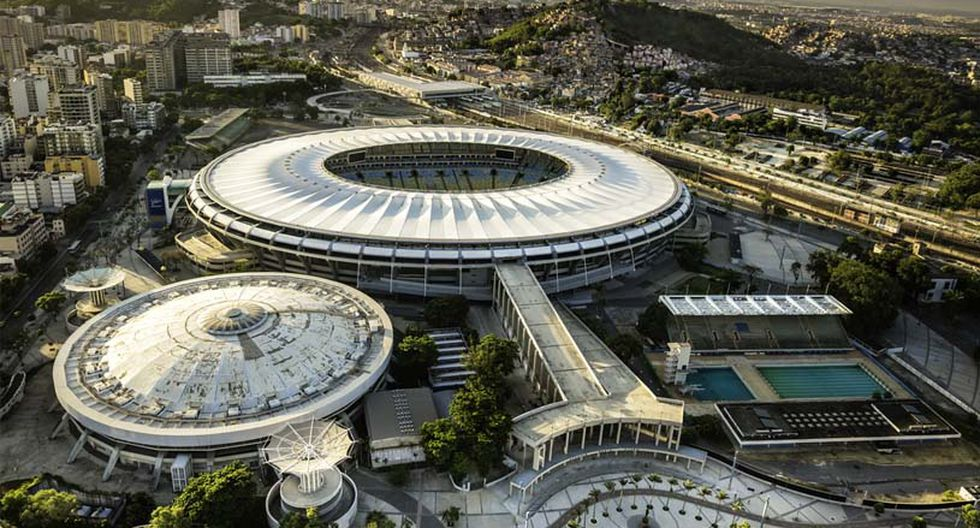 Ubicado en Rio de Janeiro, el Maracaná es el estadio más grande de Brasil. Fue sede de las finales de la Copas del Mundo de Fútbol en 1950 y 2014. (Foto: Shutterstock)