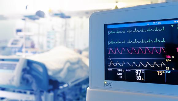 Paciente internado en una UCI. (Foto referencial: Shutterstock)