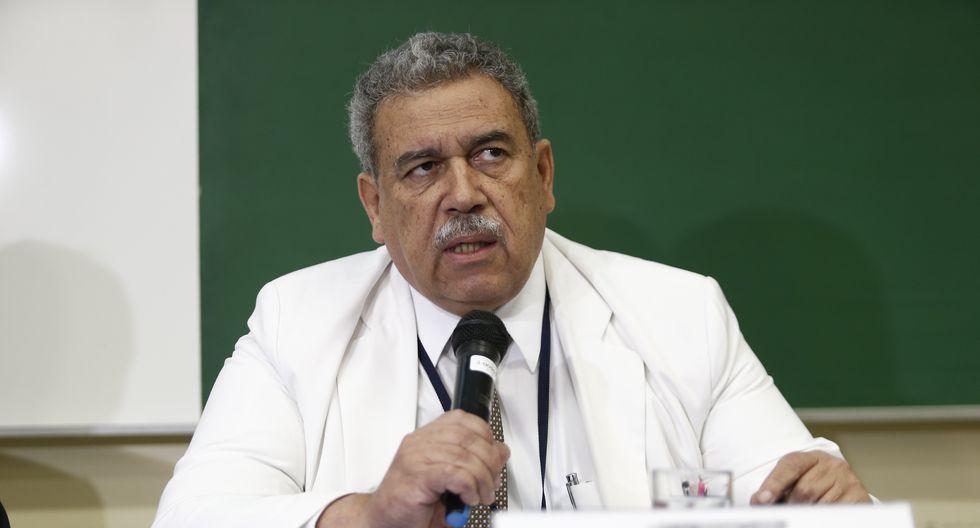 Eduardo Gotuzzo, ex director del Instituto de Medicina Tropical Alexander von Humboldt de la Universidad Cayetano Heredia.