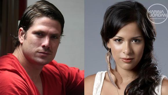 Karina Jordán y Paco Bazán tendrían un romance