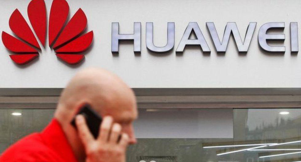 Huawei es líder global en la venta de equipos de comunicaciones.