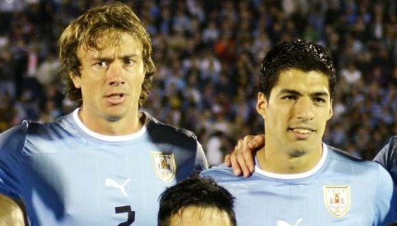 Lugano y Suárez, elegidos para llevar paz al fútbol de Uruguay