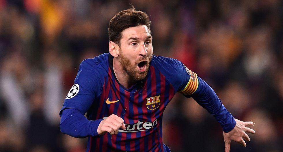 Barcelona vs. Manchester United: mira el golazo de Messi en la Champions League del que todos hablan. (Foto: AFP)