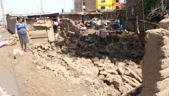 La Libertad: lluvias e inundaciones dejan 6.643 damnificados