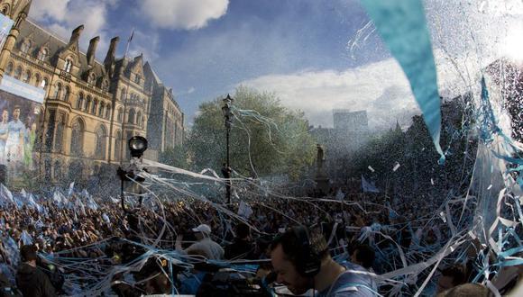 Manchester City: un lugar para rockear