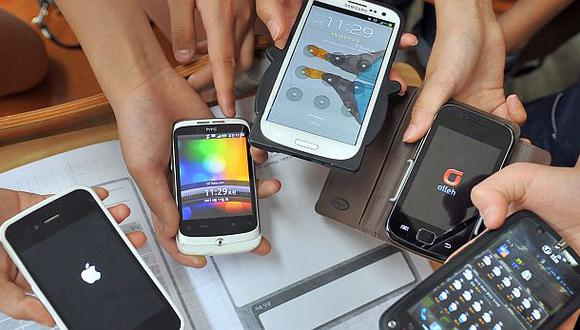 Venta de smartphones creció 150% pero hay déficit de antenas