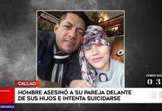 Feminicidio en el Callao: dictan 9 meses de prisión preventiva para sujeto que mató a su esposa