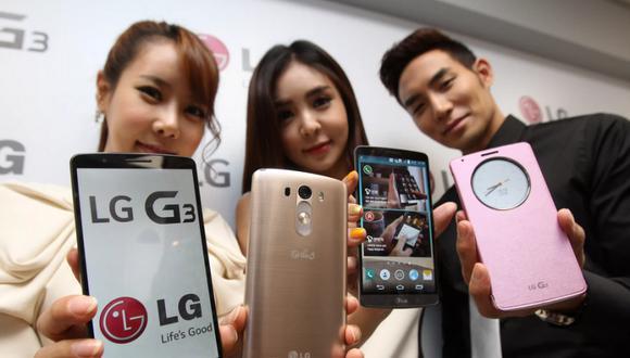 LG espera elevar sus ventas en un 10% este año.