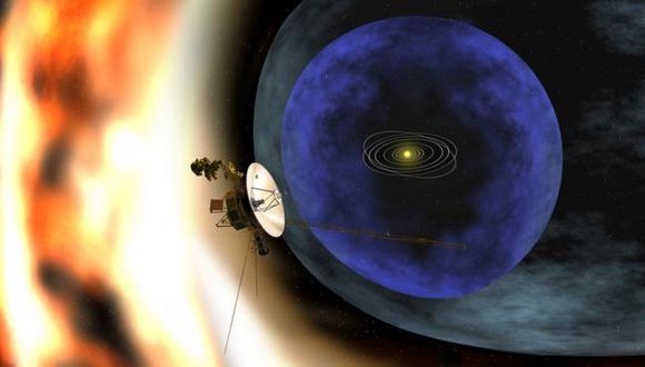Las sondas Voyager fueron lanzadas en la década de los años 70. (Imagen: Getty)