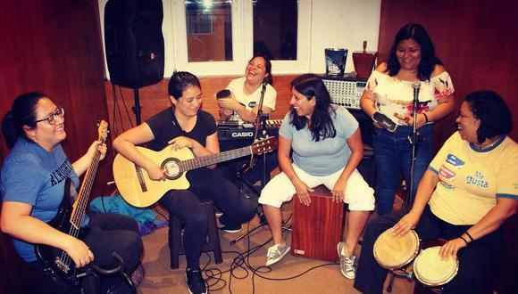 La agrupación musical Ambiente Criollo fue fundada en 2007. (Foto: @ambientecriollo/Instagram)