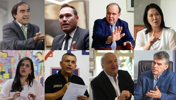Las subidas y bajadas de los candidatos en los sondeos en muchos casos tienen un marcado sesgo regional y socioeconómico. (Fotos: GEC)