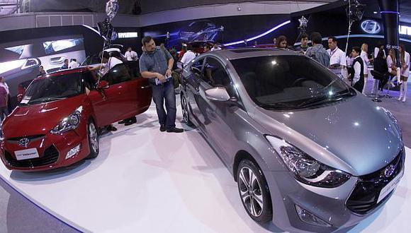 Marcas como Toyota y Hyundai lideraron las ventas en setiembre. (Foto: USI)