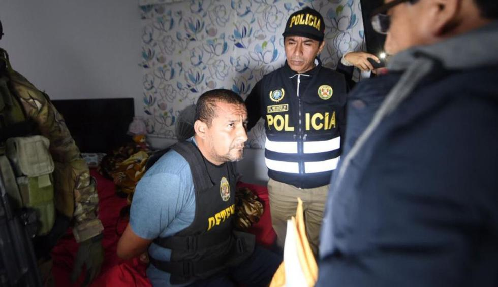 El alcalde de Punta Negra, Willington Ojeda, fue detenido al   ser acusado de liderar una organización criminal que traficaba con terrenos. (Foto: Andina)