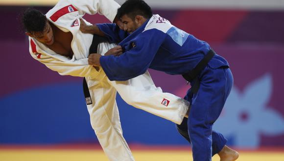 Alonso Wong: el peruano que ganó la medalla de plata en judo y pasó por el mismo calvario que Lionel Messi. (Foto: Hugo Pérez)