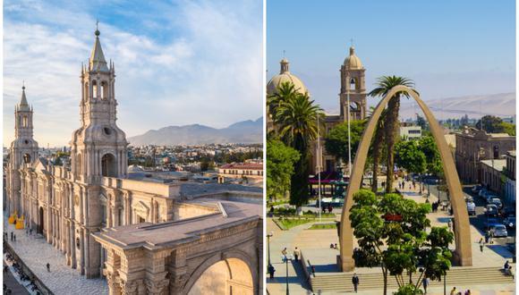 Arequipa entrará en recesión este año, mientras que Tacna liderará el ranking regional de crecimiento en el 2019, según estimó el IPE.