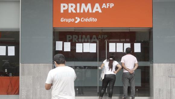 El primer desembolso, de hasta 1 UIT, se hará en un plazo máximo de 30 días calendario, computados desde presentada la solicitud ante la AFP. (Foto: GEC)