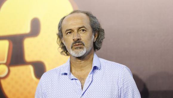 Carlos Alcántara, actor peruano. (Foto: archivo El Comercio)