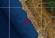 Sismo de magnitud 3,8 se reportó en el Callao, señaló el IGP