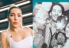 Frida Sofía publica foto con su abuelo Enrique Guzmán cuando era una niña y genera controversia con mensaje