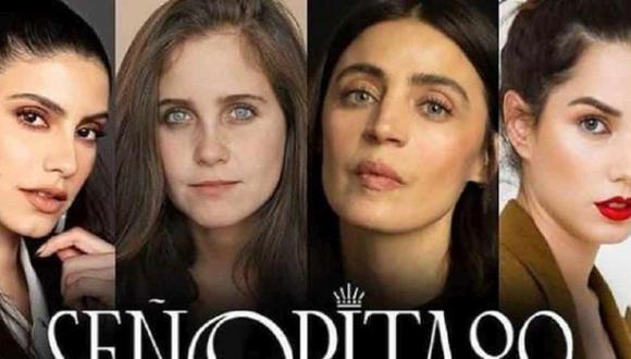 La historia sigue los pasos de Concepción, personaje de Ilse Salas, la líder y matriarca del concurso de belleza más importante del país (Foto: Señorita 89 / Instagram)