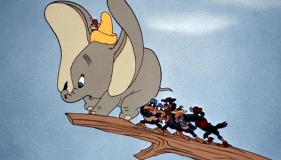 Disney +  decidió ocultar algunas cintas a los niños menores de 7 años por contenido discriminatorio. (Foto: Captura YouTube).