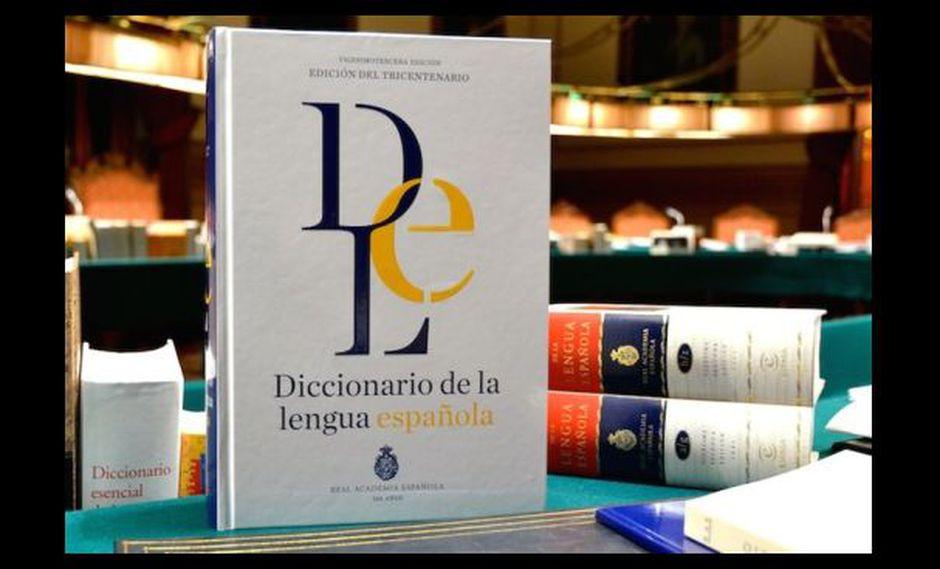 """La nueva edición del """"Diccionario de lengua española"""" de la RAE"""