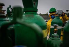 Venezuela envía otros dos camiones de oxígeno a Brasil para atender casos de coronavirus