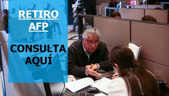 Los peruanos afiliados a una AFP podrán retirar hasta el 25% de sus fondos de pensiones (Foto: Andina)