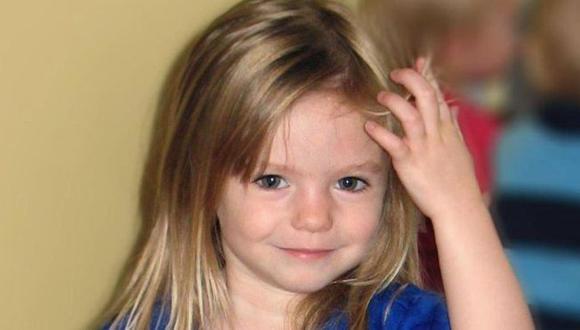 La policía ha buscado a Madeleine McCann por 13 años. (Foto: PA MEDIA, vía BBC Mundo).