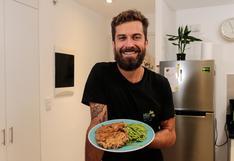 Luciano Mazzetti estrena programa para enseñar a cocinar a jóvenes