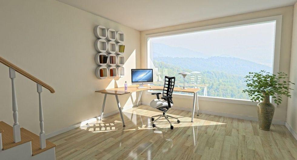 Apuesta por un color claro para el piso. (Foto: Pixabay)