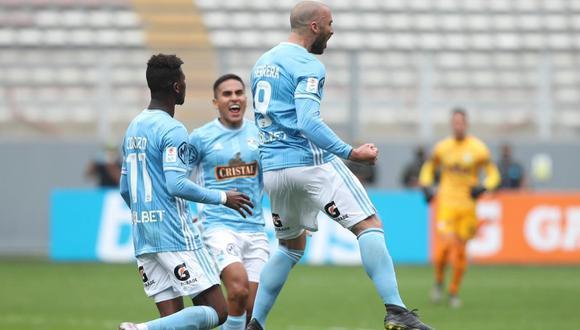 Sporting Cristal chocará mañana contra Cantolao por la Liga 1. (Foto: @LigaFutProf)