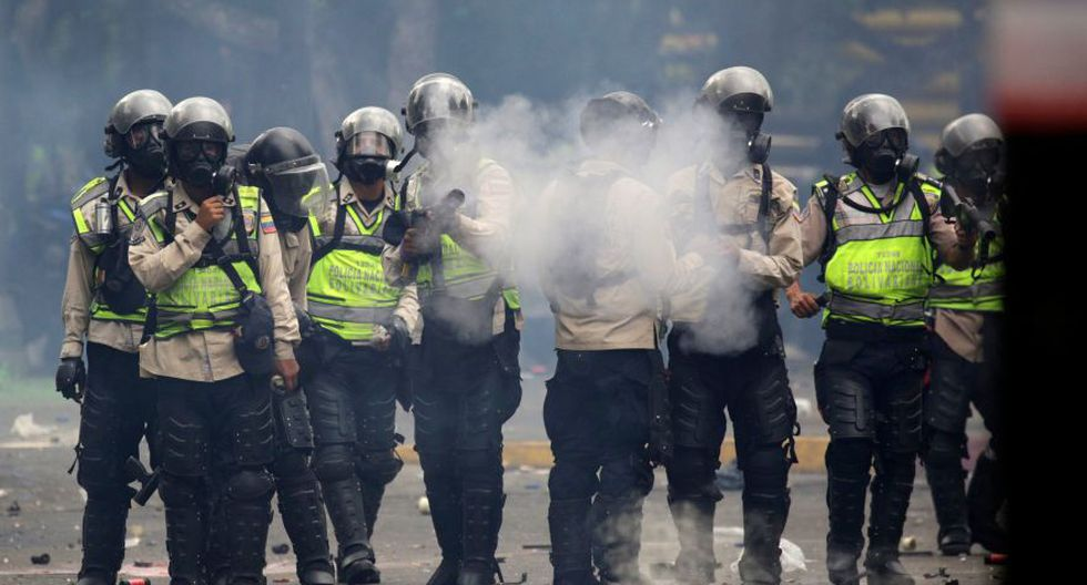 Venezuela: Una semana de lucha desde anuncio de Constituyente - 4