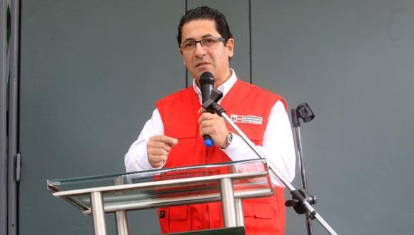 Salvador Heresi aseguró que el Gobierno tiene como uno de sus principales pilares abordar la lucha contra la corrupción. (Foto: Minjus)