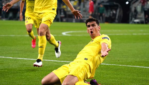 Gerard Moreno podría ser titular con la Selección de España ante Eslovaquia por la Eurocopa. (Foto: AFP)