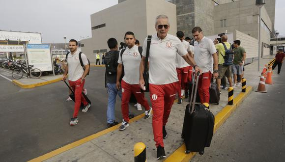 Pérez espera seguir en carrera en la Copa. (Foto: César Bueno)