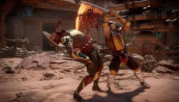 Mortal Kombat 11 salió a la venta el pasado 23 de abril. (Captura de pantalla: Youtube)
