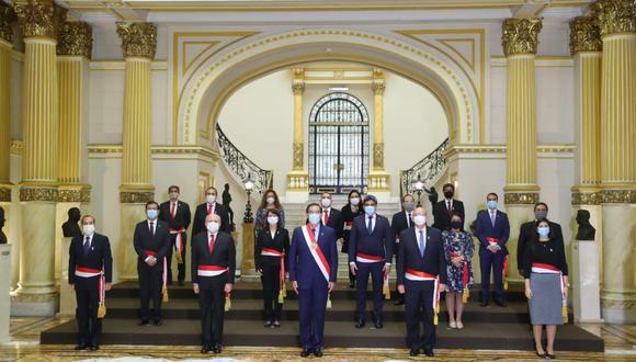 Próximo Gabinete Ministerial podría jurar en las próximas horas (Foto: Presidencia).