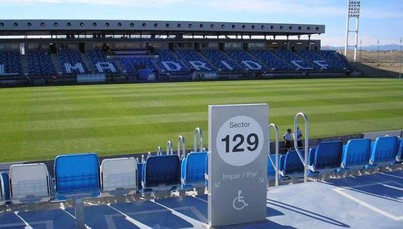 El equipo de Zinedine Zidane podrá jugar sus partidos en el estadio Alfredo Di Stéfano. (Foto: Real Madrid)
