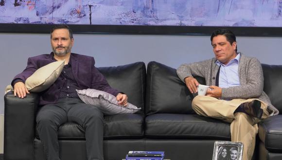 """A Leonardo Torres Vilar y Bruno Odar se les suma Julián Legaspi como los protagonistas de """"Nuestras mujeres""""."""