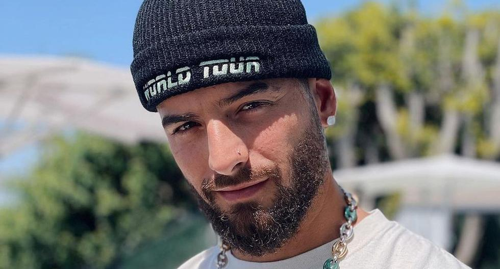 """Maluma speaks after his violent reaction with a fan: """"There are things that go over the line""""    VIDEO"""