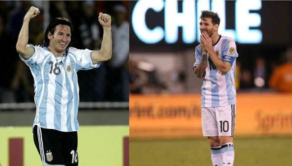 Messi ha marcado 12 goles en 30 partidos hasta el momento en la Copa América.