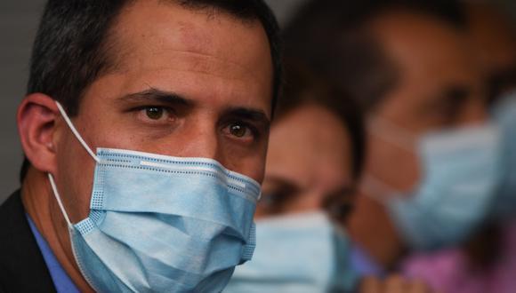 Juan Guaidó, líder opositor venezolano. (Foto: AFP)