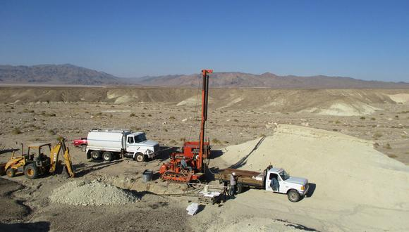 En Nevada se extrae litio de campos de arcilla. Un proyecto similar se estaría gestando en la provincia de Caylloma, en Arequipa.
