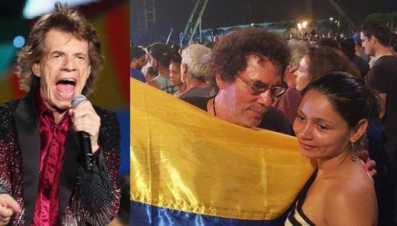 Rolling Stones en Cuba: Las FARC no se perdieron el concierto