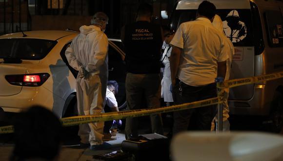 El cómico falleció antes del llegar al Hospital de Ate. Foto: César Bueno @photo.gec