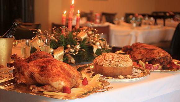 Cena de Navidad: Prepara tu lista y no afectes tu bolsillo