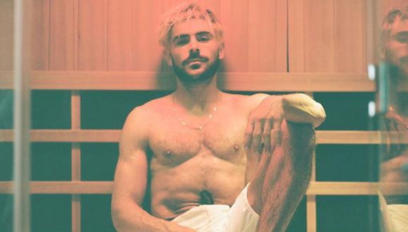 Zac Efron comparte fotografía en redes sociales mostrando su torso desnudo en un sauna y sus fan enloquecen. (Foto: @zacefron)