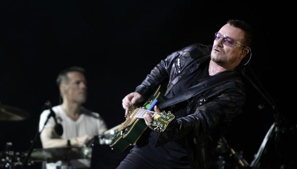 U2. (Foto: Reuters)