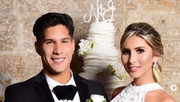 Se acabó el amor entre Chyno Miranda y Natasha Araos (Foto: Natasha Araos / Instagram)